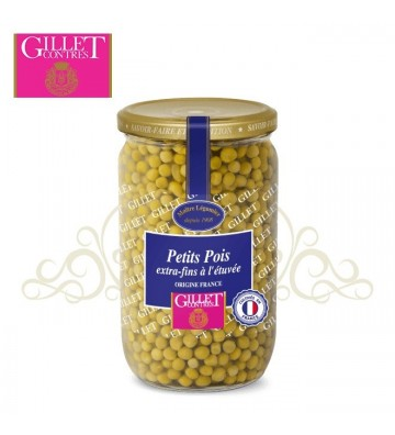 Petits Pois extra-fins 72cl