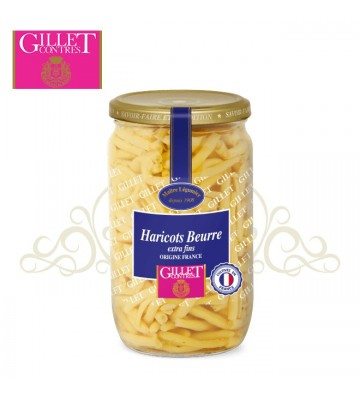 Haricots beurre 72cl