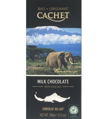 Chocolat Lait Bio Tanzanie