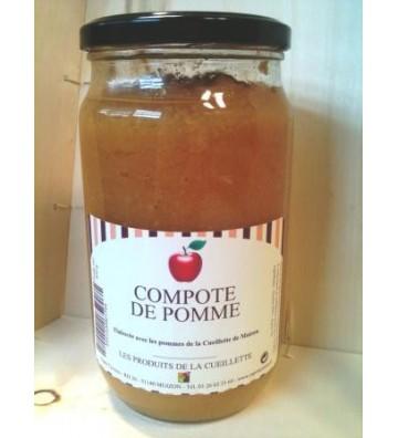 Compote de pomme 850g
