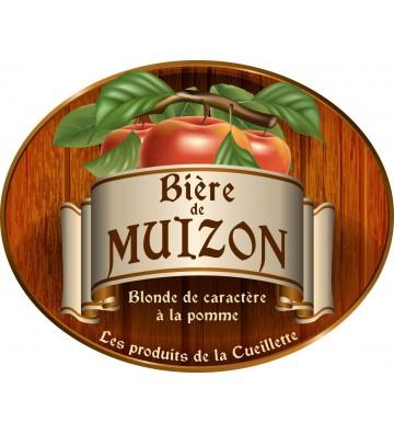 Bière de Muizon 75cl