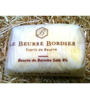 Beurre Bordier Salé