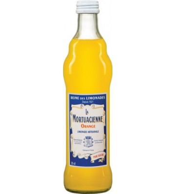 Limonade Orange 33cL