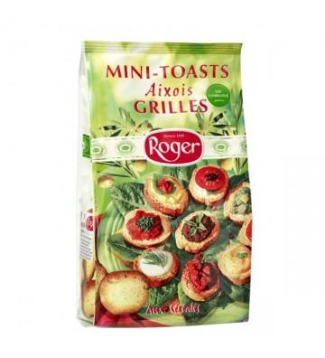 Mini-Toasts Aixois Grillés