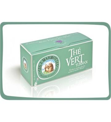 Thé Vert Yunnan