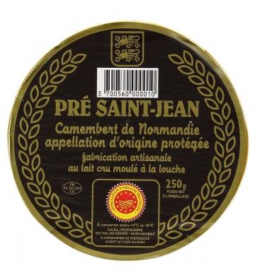 Camembert Pré Saint-Jean AOP