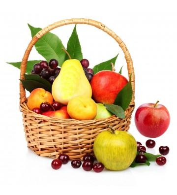 Le panier de fruits -...