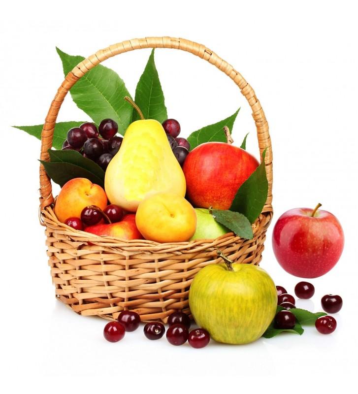 Le panier de fruits - Semaine 03