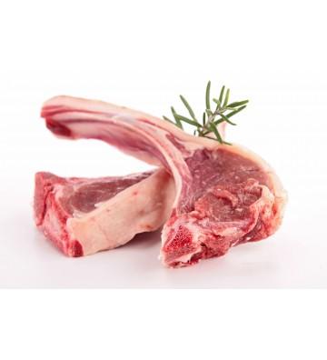 Côte première d'agneau par 2