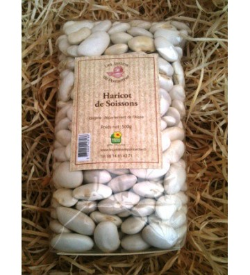 Haricots secs de Soissons 500g