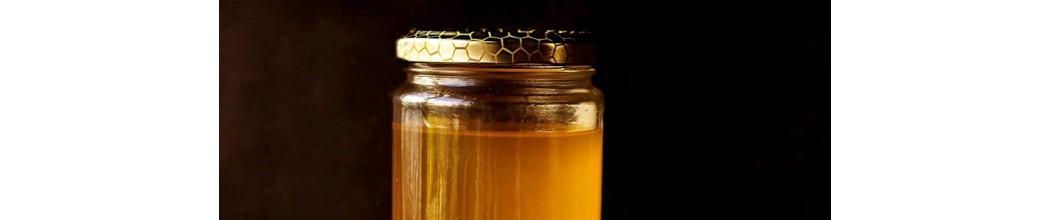 Miels et sirop d'érable