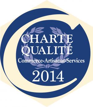 Logo Charte Qualité 2014  300px