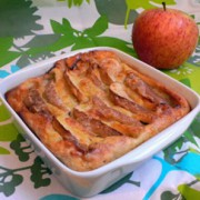 Clafoutis Pomme Cantal