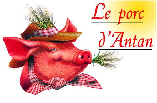 Logo Porc d'Antan