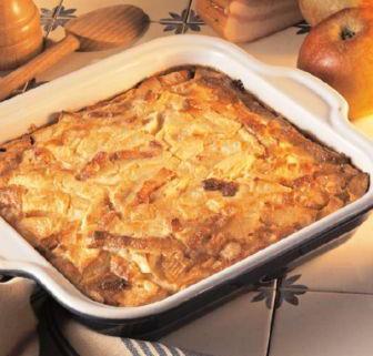 Clafoutis aux Pommes Maroilles
