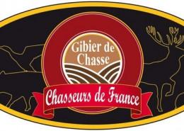 Logo Gibier de Chasse Chasseurs de France