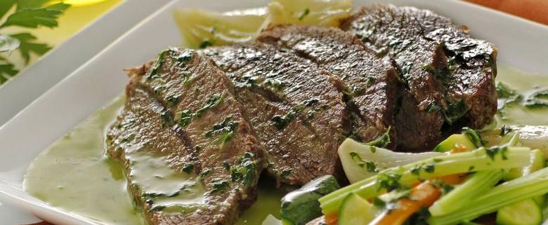 Daube de bœuf au Parmesan