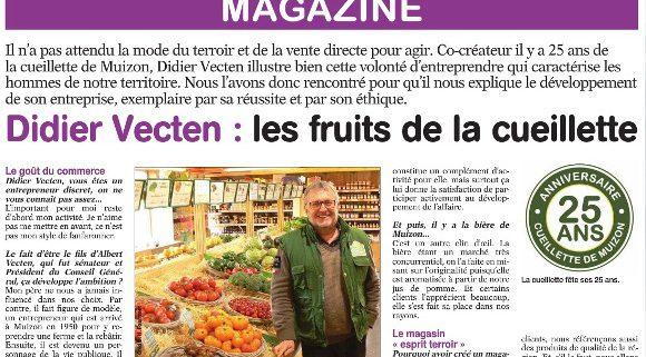 Marne Agricole du 13 mai 2016 Bandeau