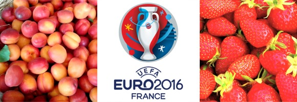 Fruits Euro 2016