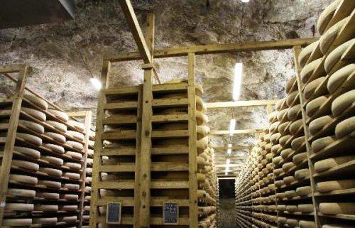 Caves de la Fromagerie Gojon