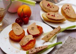 Tartines de Foie gras
