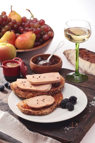 déveiner un foie gras video