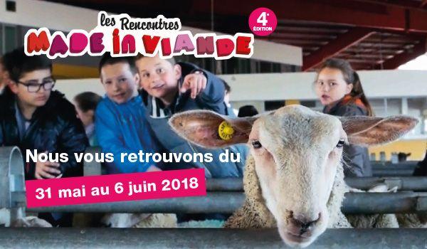 Affiche made in Viande 4ème édition - 2018