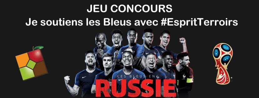 Concours Facebook Coupe du Monde 2018