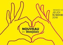 Affiche Beaujolais Nouveau 2018