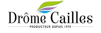 Logo Drôme Cailles