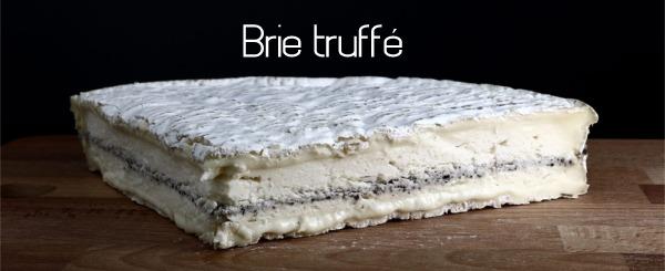 Bandeau Brie truffé