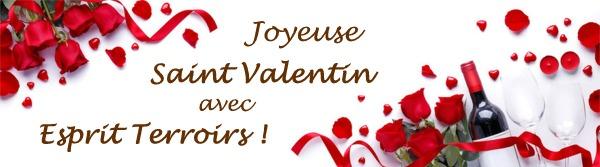 Bandeau Saint Valentin 2020