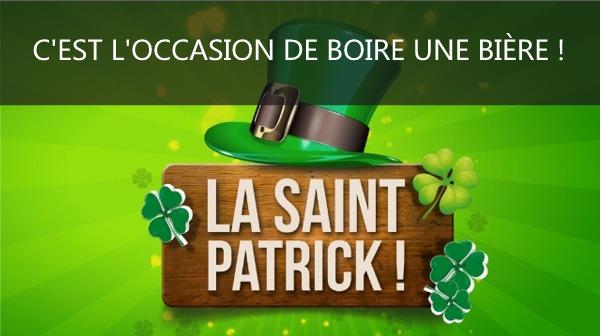 Bandeau Saint Patrick