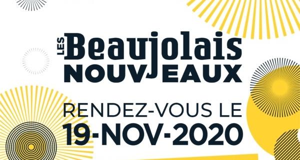 Bandeau Beaujolais Nouveau 2020