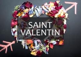 Bandeau Saint Valentin