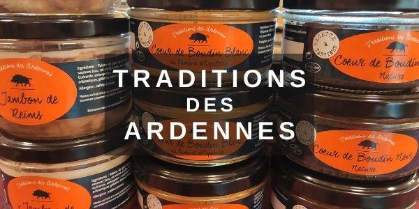 Traditions des Ardennes, spécialités locales.