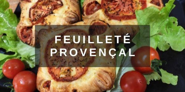 Feuilleté provençal